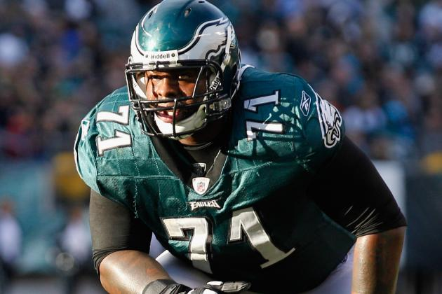 Jason Peters Fully Helathy for Eagles