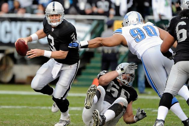 Carson Palmer: Should Oakland Raiders Never Have Acquired Him to Begin With?