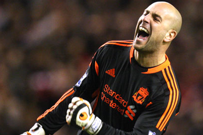 'Outstanding' José Reina Is Staying at Liverpool, Says Brendan Rogers