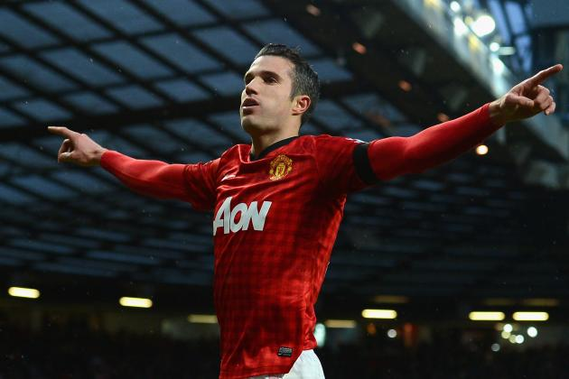 Imagining Arsenal's Season If They'd Kept Robin Van Persie