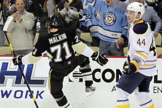 Pittsburgh Penguins vs. Buffalo Sabres: Live Score, Updates and Analysis