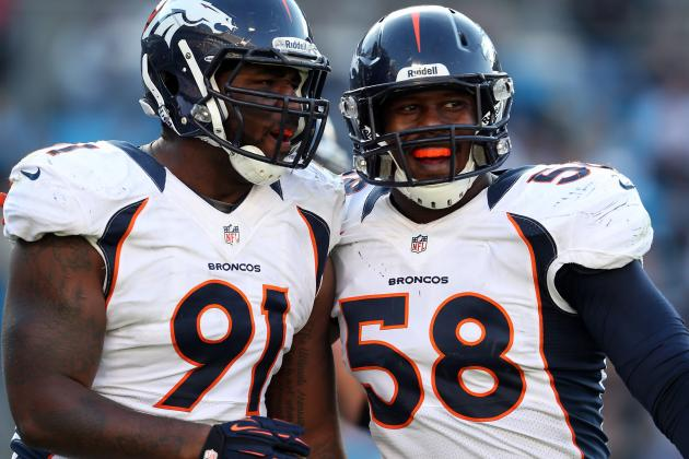 Breaking Down Life After Elvis Dumervil for the Denver Broncos