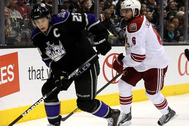 ESPN Gamecast: Kings vs. Coyotes