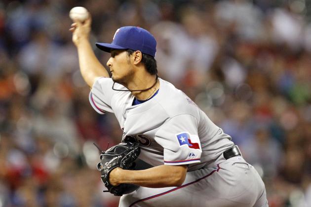 Yahoo Gamecast: Rangers vs. Astros