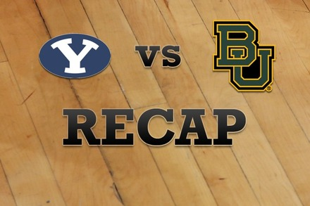 Brigham Young vs. Baylor: Recap, Stats, and Box Score