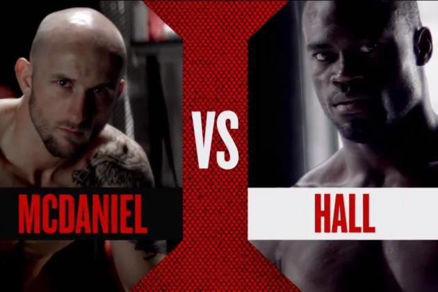 TUF 17, Ep. 11 Recap: Uriah Hall vs. Bubba, Samman vs. Gastelum End in Huge KOs