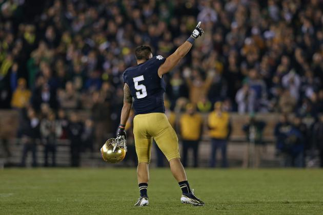 Notre Dame Football: Will Tyler Eifert or Manti Te'o Be Harder to Replace?