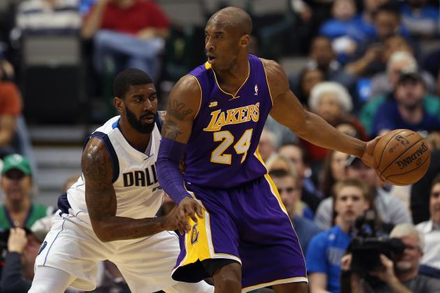 NBA Gamecast: Mavericks vs. Lakers