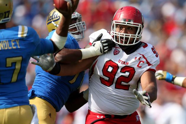 NFL Draft 2013: Star Lotulelei's Talent, Work Ethic Shines Through