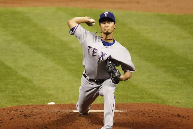 Should Yu Darvish Now Be Considered Rangers' Ace After Near-Miss Perfect Game?