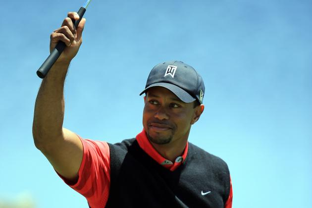 Masters Favorites 2013: Power Ranking Top Hopefuls for Green Jacket