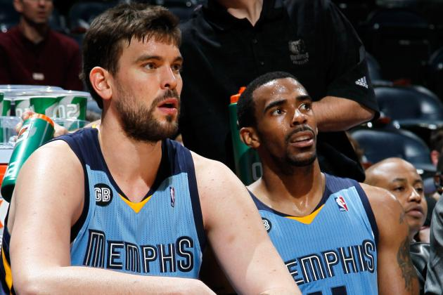 Health Problems Could Be Memphis Grizzlies' Undoing Once More