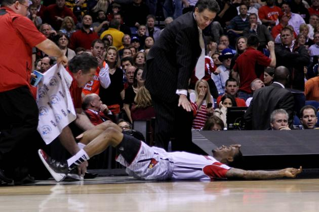 Should Louisville Have Continued Playing After the Injury to Kevin Ware?