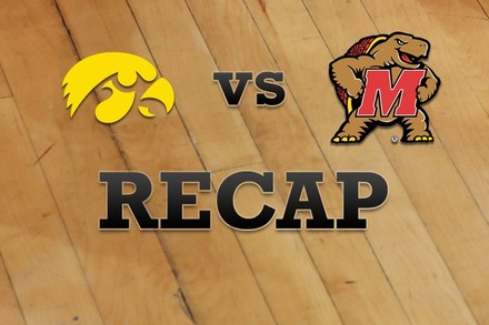Iowa vs. Maryland: Recap, Stats, and Box Score