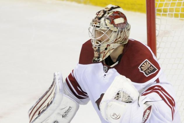 LaBarbera, Yandle Key Coyotes over Kings