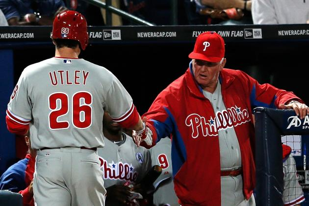 Philadelphia Phillies: Will Chase Utley and Company Tease Us with Mediocrity?