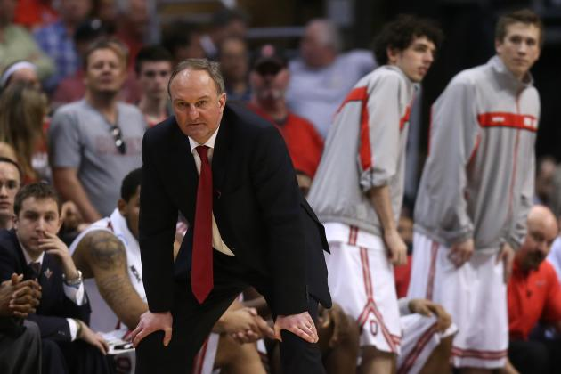 Ohio State Basketball: How Does 2012-13 Season Add to Thad Matta's Legacy?