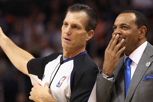 Veteran NBA Referee Greg Willard Passes Away
