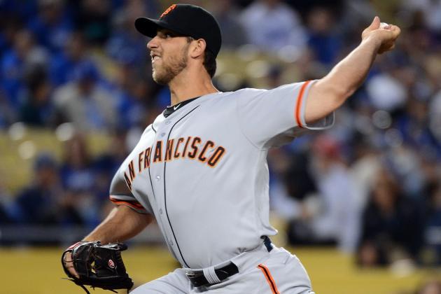San Fran's Bumgarner shuts down Dodgers