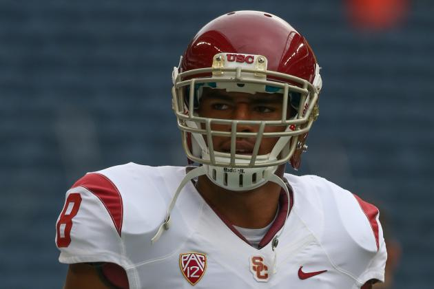 Another Injury for USC Receiver George Farmer?