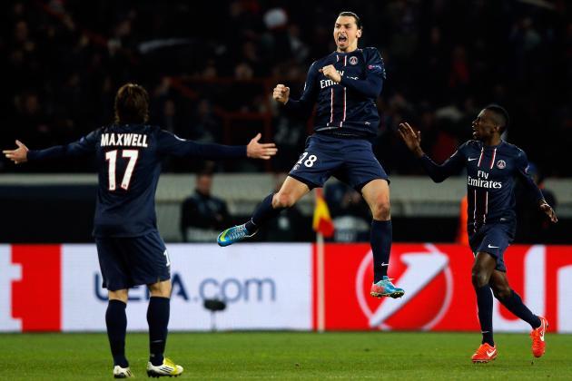PSG vs. Barcelona: Zlatan Ibrahimovic Will Star in Lionel Messi's Absence
