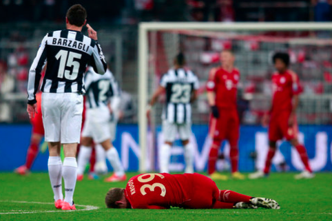 Bayern Munich's Toni Kroos out for Remainder of Season