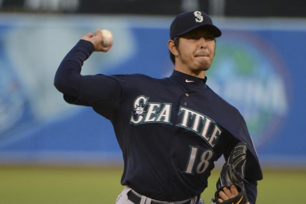 Morse powers Mariners to win vs. Athletics