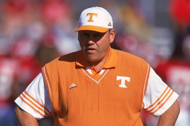Phillip Fulmer Joins East Tennessee State as Assistant (to The)AD