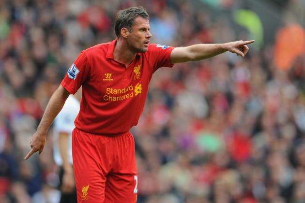 Why Liverpool Must Replace Jamie Carragher with Experience This Summer