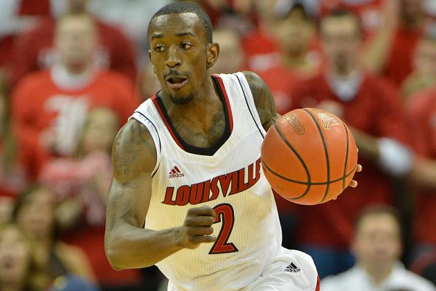 Final Four 2013: Head-to-Toe Breakdown of Louisville's Russ Smith