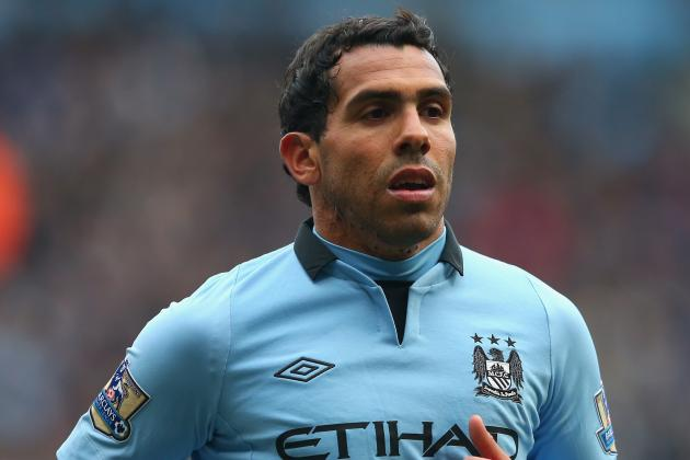 Tevez Sentenced to 250 Hours Community Service
