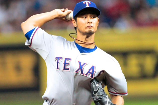 Twitter Reacts as Yu Darvish Misses Perfect Game by One Out vs. Houston Astros