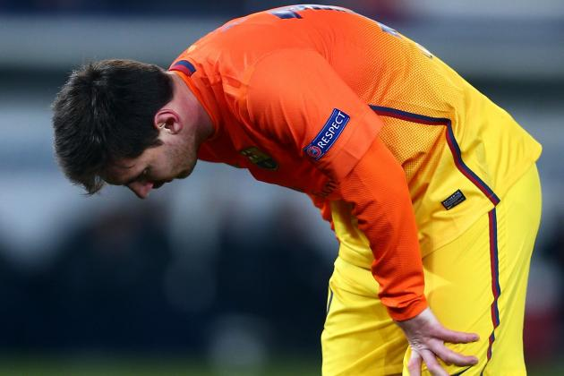 Messi a Doubt for PSG Return