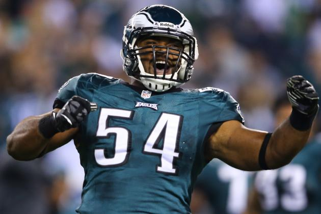 Eagles' Brandon Graham Looking at Position Switch