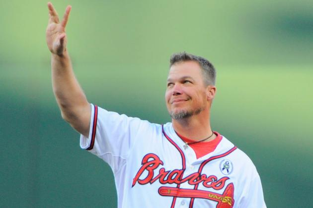 Chipper Jones, Cyber-Bullying, Twitter and the Art of Swinging Down