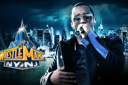 WWE WrestleMania 29: How Diddy's Performance Shortchanges the Wrestlers