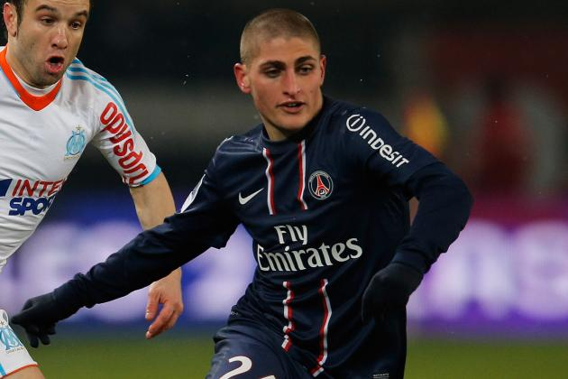 Verratti Set to Extend PSG Deal