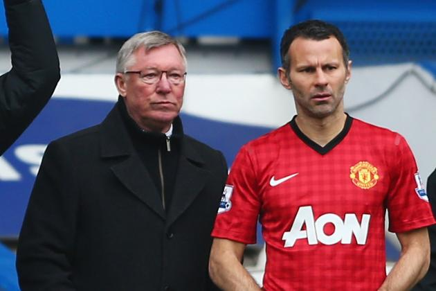 Manager Sir Alex Ferguson Facing Tough Choices for Derby