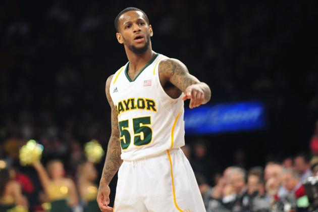 NIT Championship 2013: Baylor vs. Iowa Breakdown and Predictions