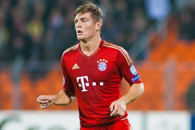 Bayern Munich: Why Toni Kroos Is So Vital to Team and Who Could Replace Him