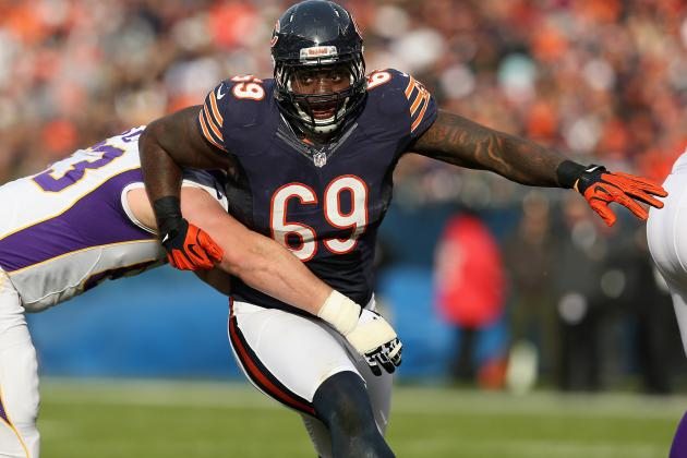 Melton: 'Strange' Feeling with Urlacher Gone