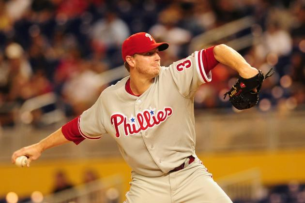 Anxiety, Uncertainty Surround Halladay's First Start