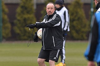 Benitez Reveals He Wants to Manage a Top English Club Next Season
