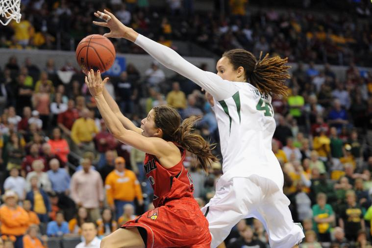 Why Baylor's Brittney Griner Deserves a Shot in the NBA
