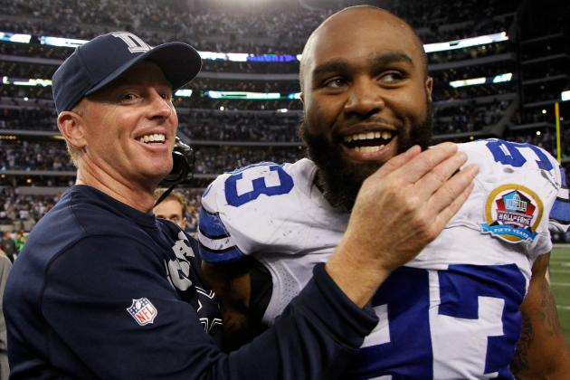 Dallas Cowboys DE Anthony Spencer Gets Married over the Weekend