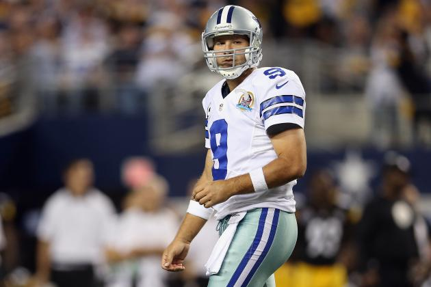 Cowboys Must Use Draft to Protect Investment in Romo