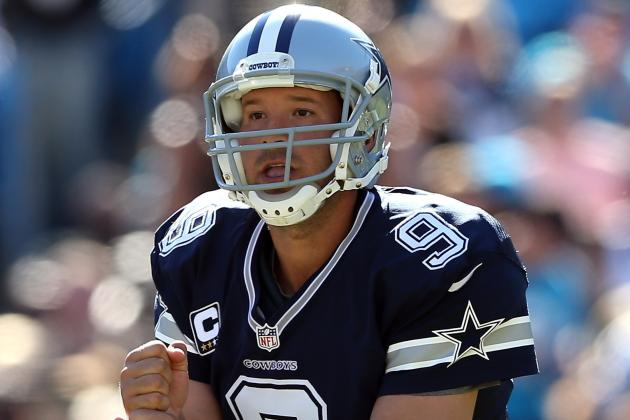 The Pressure Is Really on Tony Romo