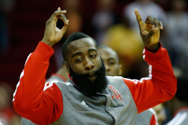 Is James Harden a Lock for Most Improved Player in 2012-13?