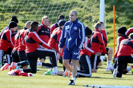 Sunderland's Di Canio Flatly Denies He's a Racist