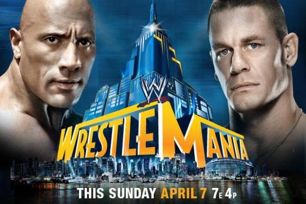 WrestleMania 29 News: Released Script Reveals Allotted Times for Each Match